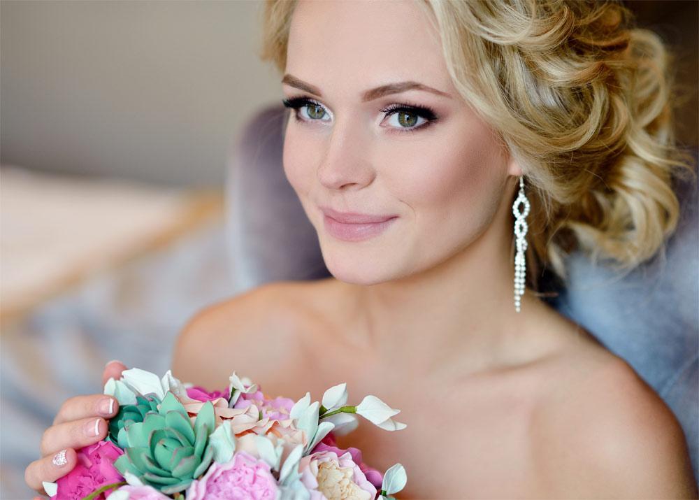 wedding hair makeup